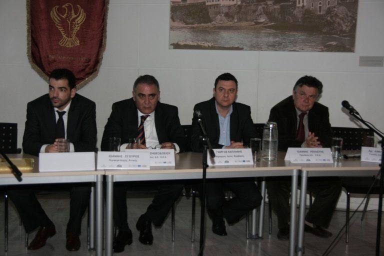 ΕΕΑ: Δυνατότητες ανάπτυξης στην Αγία Βαρβάρα μέσω ΕΣΠΑ