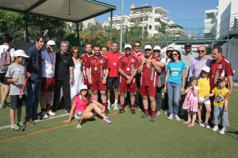 Generali και Χαμόγελο του Παιδιού νικητές στο 1ο Ημερήσιο Τουρνουά Ποδοσφαίρου του ΣΕΣΑΕ