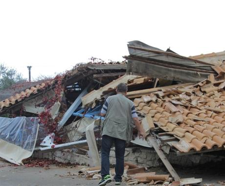 €2,8 εκατ. οι αποζημιώσεις για τον σεισμό της Λευκάδας