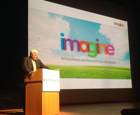 """imagine"" Interamerican Innovation Program: Στρατηγική πρωτοβουλία για μια νέα κουλτούρα καινοτομίας"
