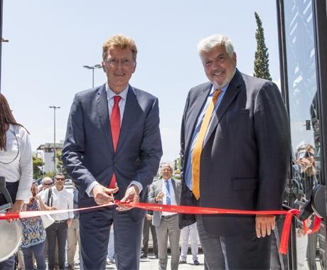 Νέα στέγη για το πολυϊατρείο Medifirst της Interamerican