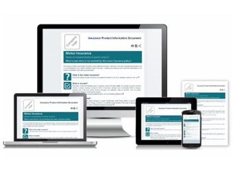 Τυποποιημένα έγγραφα πληροφοριών για τις Γενικές Ασφαλίσεις προτείνει η Insurance Europe
