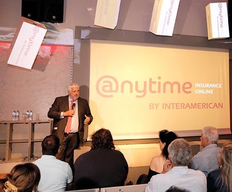 Η Anytime της Interamerican παρουσίασε το Buy The Mile
