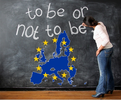 EU: To be or not to be…