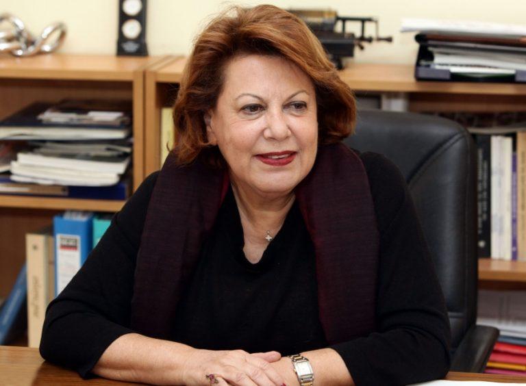 Η Δήμητρα Λύχρου αναλαμβάνει την προεδρία της ΕΑΔΕ