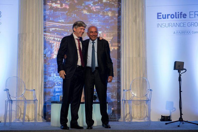 Prem Watsa: «Είμαστε ενθουσιασμένοι με την επένδυσή μας στην Eurolife ERB»