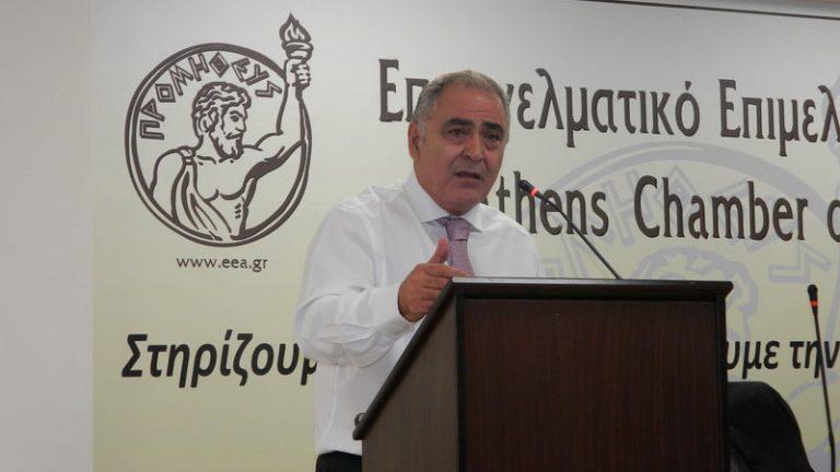 Οι πρώτοι 100 υποψήφιοι του συνδυασμού «Το Επιμελητήριο μας», του Γ. Χατζηθεοδοσίου
