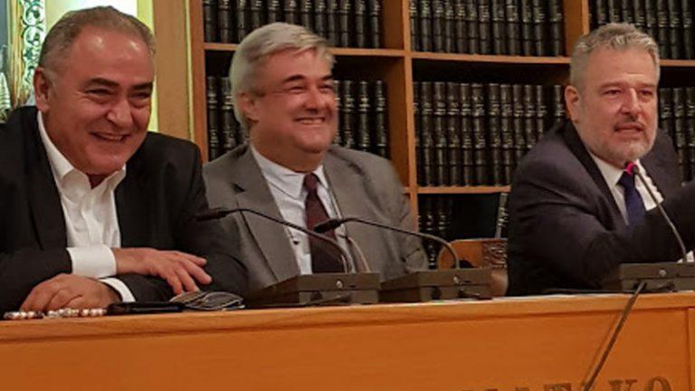 Η ασφαλιστική διαμεσολάβηση και ο Γ. Χατζηθεοδοσίου στηρίζουν Κώστα Μαρκουλιδάκη