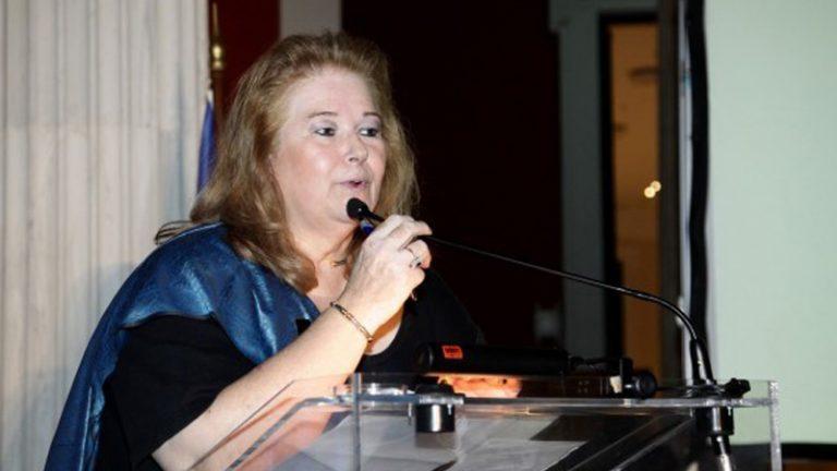 """Υποψήφια με """"Το Επιμελητήριό μας"""" η Ελένη Γρυπάρη"""
