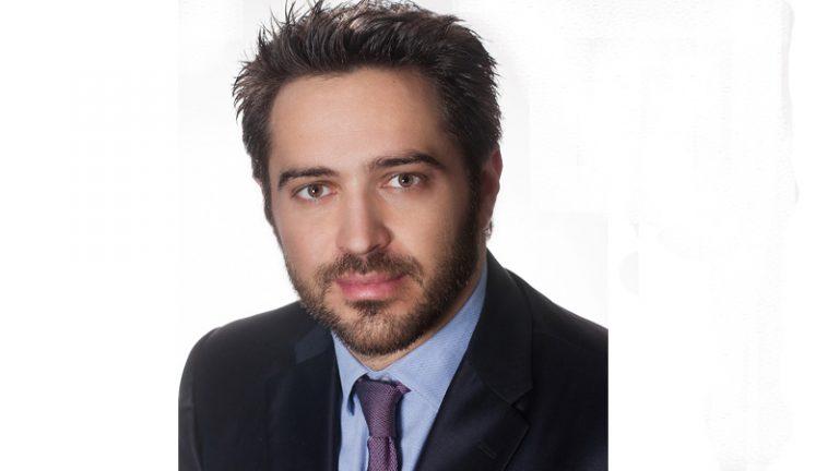 Ο Κωνσταντίνος Ρούσσης υποψήφιος με τον συνδυασμό του Ν. Λεβετσοβίτη