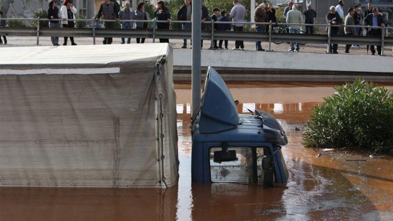 Οι πλημμύρες και τα αντανακλαστικά της ασφαλιστικής αγοράς