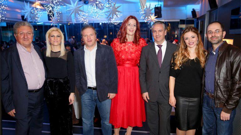 Το Χριστουγεννιάτικο Πάρτι του Ομίλου Εταιρειών CNP Cyprus
