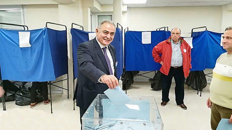 Νίκη με αυτοδυναμία για τον Γ. Χατζηθεοδοσίου στις εκλογές του ΕΕΑ