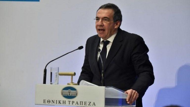 Φραγκιαδάκης τέλος για την Εθνική Τράπεζα