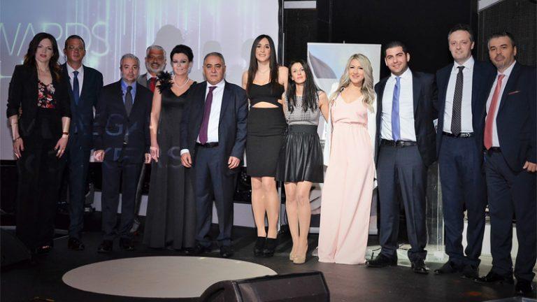 Awards Show για τη Mega Brokers στη Θεσσαλονίκη