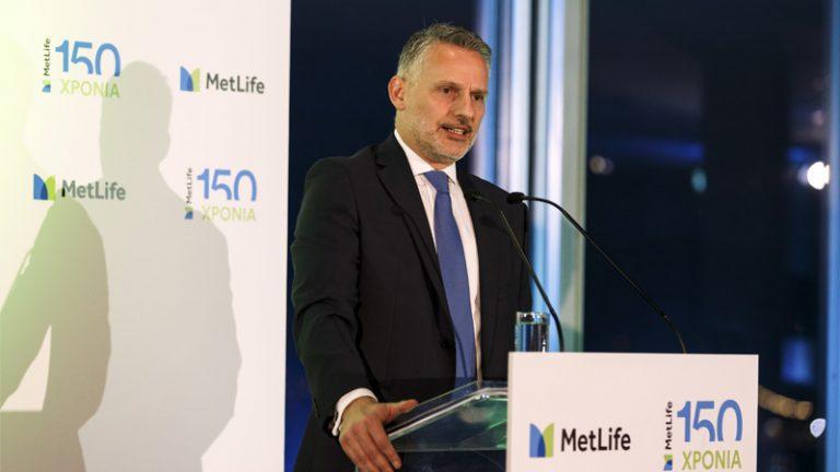 MetLife Awards 2018: Ανάπτυξη 6,4% χάρη στους ανθρώπους της