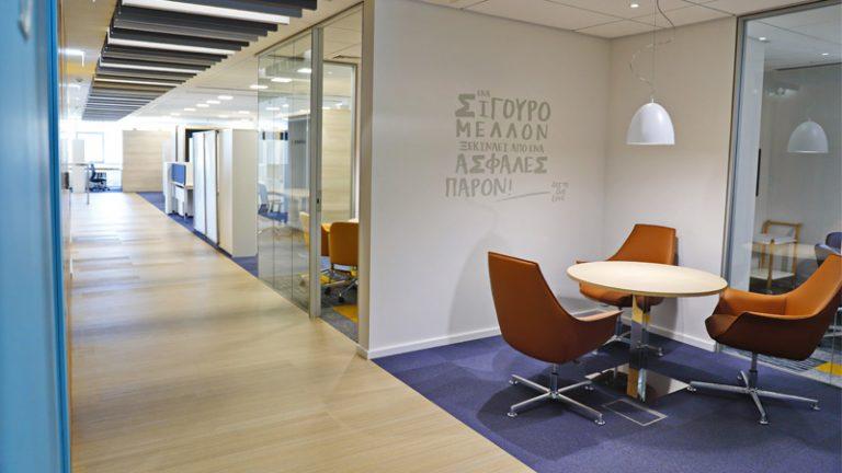 Νέα γραφεία για το δίκτυο της Eurolife Κύπρου