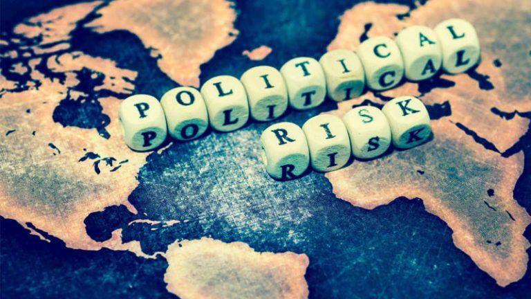 Συνεχής αύξηση του πολιτικού κινδύνου παγκοσμίως