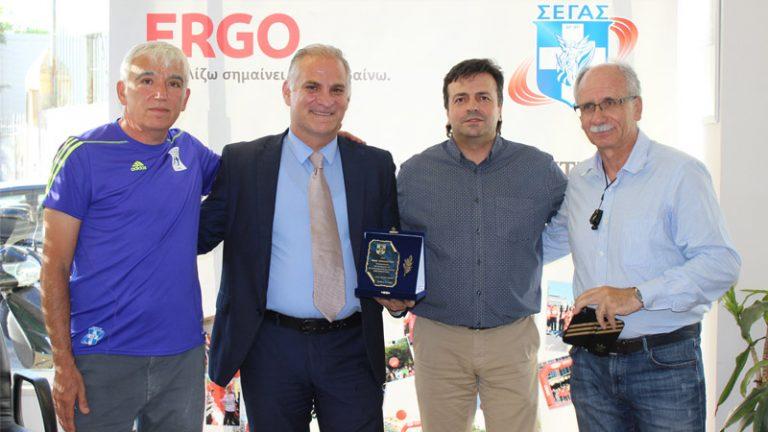ERGO: Run Greece Ηράκλειο Κρήτης 2018