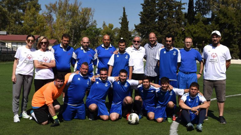 Η MetLife Ελλάδος δίπλα στους αθλητές των Special Olympics