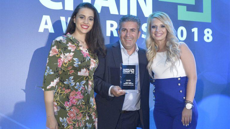 H Truck & Cargo Insurance διακρίθηκε στα Supply Chain Awards 2018