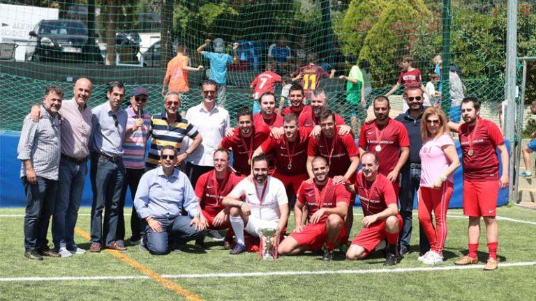 Ολοκληρώθηκε με επιτυχία το 6ο Ημερήσιο Τουρνουά Ποδοσφαίρου του ΣΕΣΑΕ